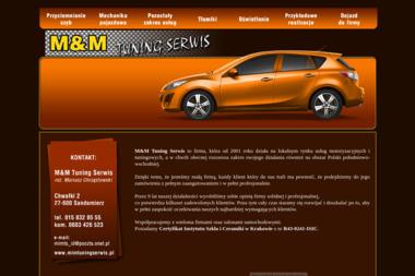 M&M Tuning Serwis - Przyciemnianie Szyb Sandomierz
