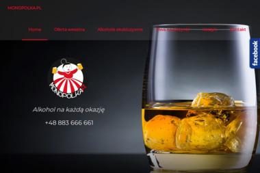 Monopolka - Hurtownia Alkoholi Wrocław