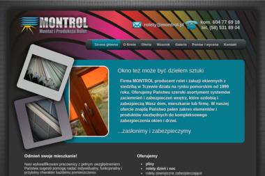 MONTROL - Okna Tczew