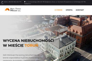 Wycena nieruchomości Mrozik - Wycena nieruchomości Bydgoszcz