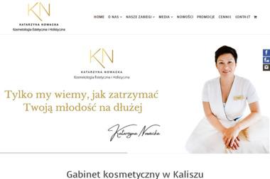 Gabinet kosmetyczny Katarzyny Nowackiej - Zabiegi na ciało Kalisz