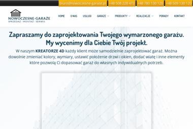 Waldemar Kita - Garaże blaszane Mszana Górna