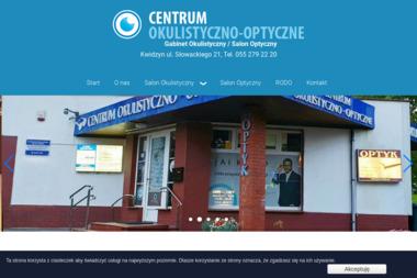 Centrum Okulistyczno-Optyczne - Okulista Kwidzyn