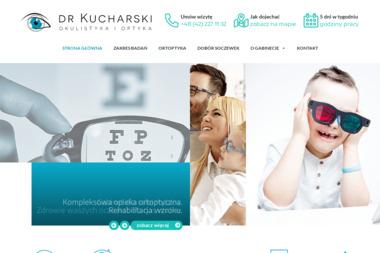 GABINET OKULISTYCZNY MARCIN KUCHARSKI - Okulary, oprawy, optycy Pabianice