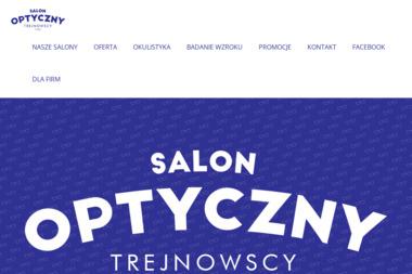 Salon Optyczny Trejnowscy - Okulista Toruń