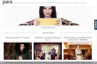 PARA Fashion - Agencja modelek Nowy Targ