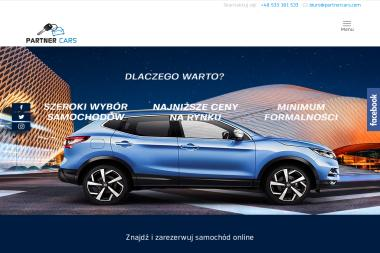 Partner Cars - Wypożyczalnia Aut Kraków