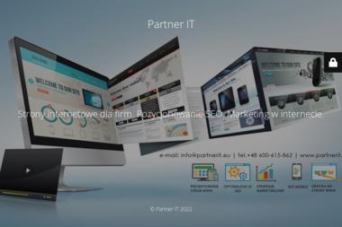 Partner IT - Budowa Sklepu Internetowego Gniezno
