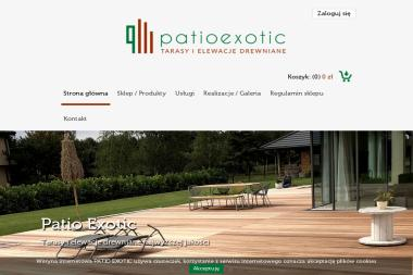 PatioExotic - Skład drewna Szczecin