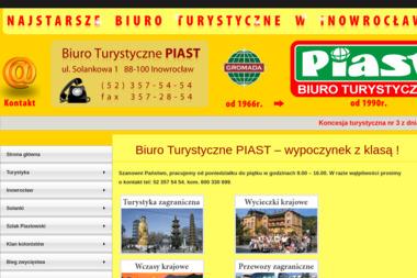 Biuro Turystyczne PIAST - Wycieczki i wczasy Inowrocław