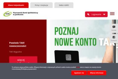 Piastowski Bank Spółdzielczy - Kredyt Dla Firm Gniewkowo