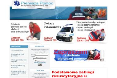 VIP MED - Kurs pierwszej pomocy Police