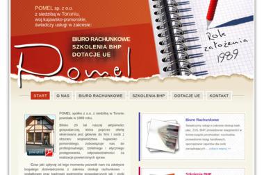Pomel sp. z o.o. - Szkolenie z Pierwszej Pomocy Toruń