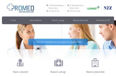 Centrum Medyczne PROMED - Dietetyk Nowy Sącz