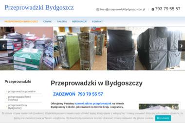 Przeprowadzki Bydgoszcz - Przeprowadzki międzynarodowe Bydgoszcz