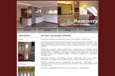 Kompleksowe Remonty - Marek Ratajczak - Remonty Balkonów Szczecin