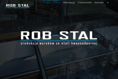 ROB-STAL - Balustrady Balkonowe Radzymin