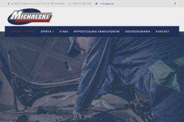 Warsztat samochodowy Serwis Michalski - Wypożyczalnia samochodów Zamość