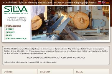 SILVA Zakład Drzewny - Skład Drewna Słupsk