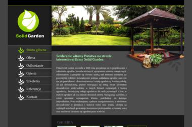 PHU Solid Garden - Odśnieżanie dachów Krajenka