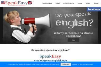 SpeakEasy Studio Języka Angielskiego - Nauczyciele angielskiego Białystok