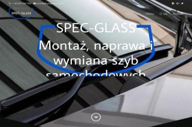 Spec Glass - Przyciemnianie Szyb Garwolin