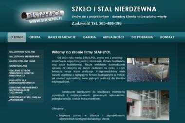 STAHLPOL - Balustrady nierdzewne Lublin
