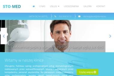 STO-MED - Ortodonta Bydgoszcz