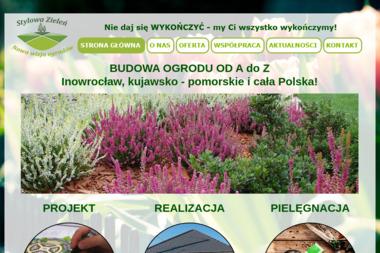 Stylowa Zieleń - Nawadnianie Ogrodu Inowrocław