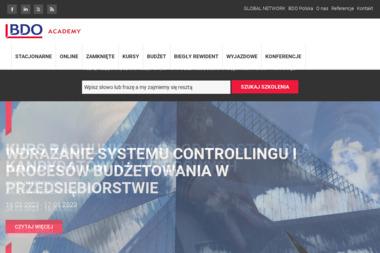 BDO - Szkolenia Podatkowe Bydgoszcz