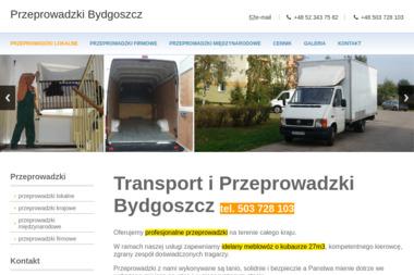 Tanie Przeprowadzki Bydgoszcz - Przeprowadzki międzynarodowe Bydgoszcz