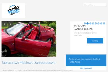 Tapicerstwo Meblowo-Samochodowe - Tapicer Samochodowy Przygodzice