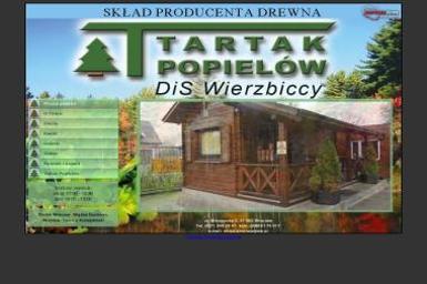 Tartak Popielów - Skład drewna Wrocław
