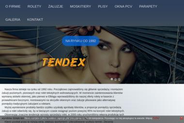 TENDEX - Parapety Zewnętrzne Elbląg