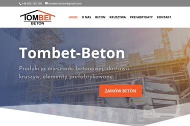 TOMBET - Płyty drogowe Iława