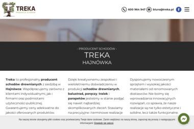 Treka - Wyposażenie wnętrz Hajnówka