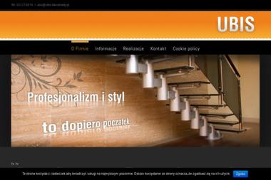 UBIS - Balustrady nierdzewne Pruszcz Gda艅ski