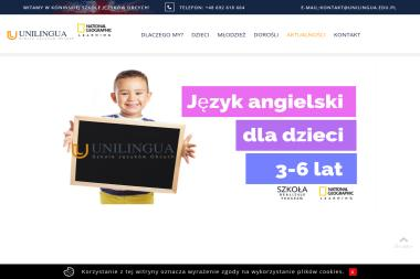 Unilingua - Szkoła Języków Obcych - Nauka Języka Konin