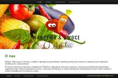Warzywa & Owoce u Adika - Uprawa Pomidorów Katowice