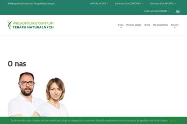 WCTN medycyna naturalna - Akupunktura Poznań