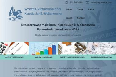 Wycena Nieruchomości Klaudia Janik-Wojtanowska - Wycena nieruchomości Łukowica