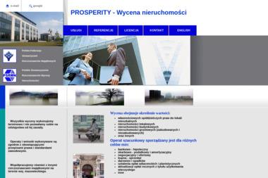 PROSPERITY - Wycena nieruchomości - Wycena nieruchomości Łódź
