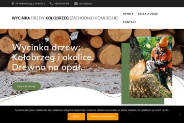 Wycinka drzew Kołobrzeg - Ogrodnik Kołobrzeg