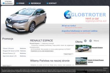 GLOBTROTER - Wypożyczalnia samochodów Lublin
