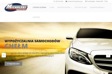 Michalski Wypożyczalnia - Wypożyczalnia samochodów Zamość