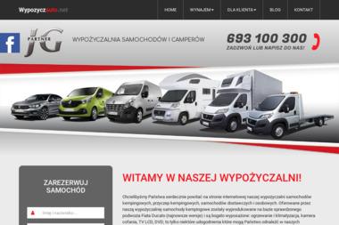 WYPOZYCZAUTO.NET - Wypożyczalnia samochodów Jastrzębie-Zdrój