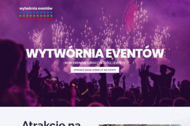 Wytwórnia eventów - Agencje Eventowe Giżycko