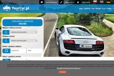 YourCar - Wypożyczalnia samochodów Mysłowice