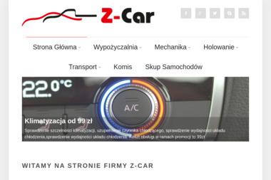 Komis Samochodwy Auto-NS - Wypożyczalnia samochodów Nowy Sącz