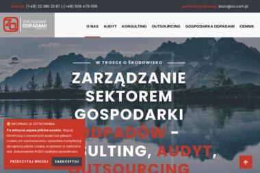 Zarządzanie Odpadami - Przetwarzanie odpadów Warszawa